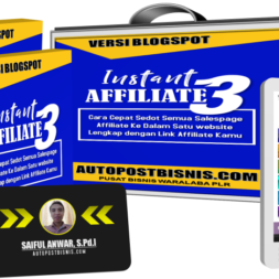 Cara Cepat Membuat Website Affiliate Marketing