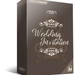 Wedding Invitation 2D