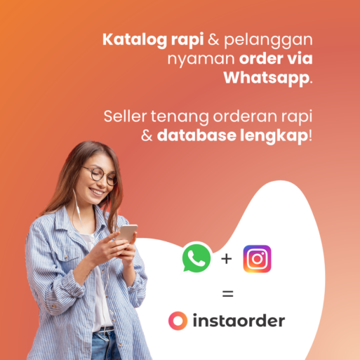Instaorder Toko Online Check Out Via Whatsapp